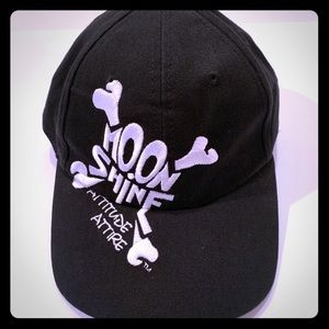 Other - MoonShine Attitude Attire Hat